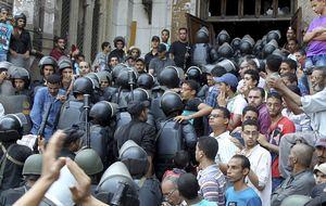 El Ejército desaloja la mezquita de la resistencia islamista