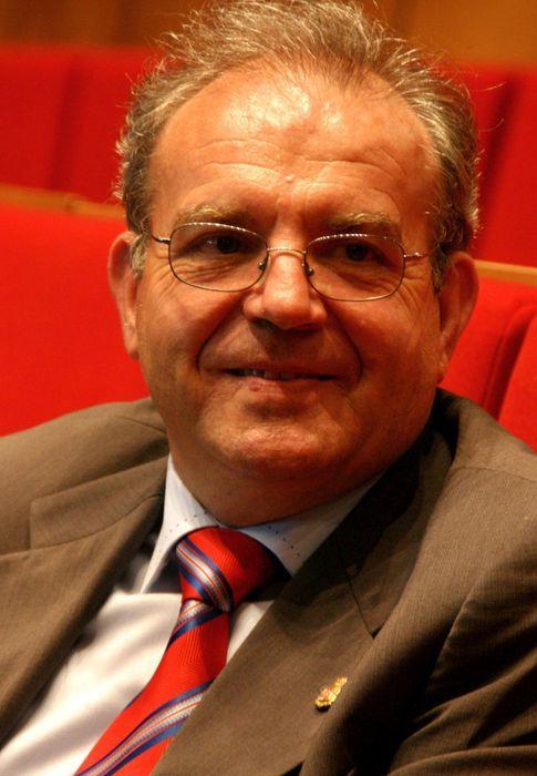 Foto: El alcalde de Vícar, Antonio Bonilla