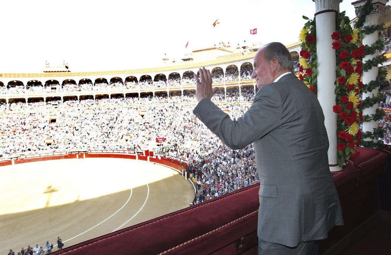 Foto: El Rey Juan Carlos, en una imagen de archivo (EFE)