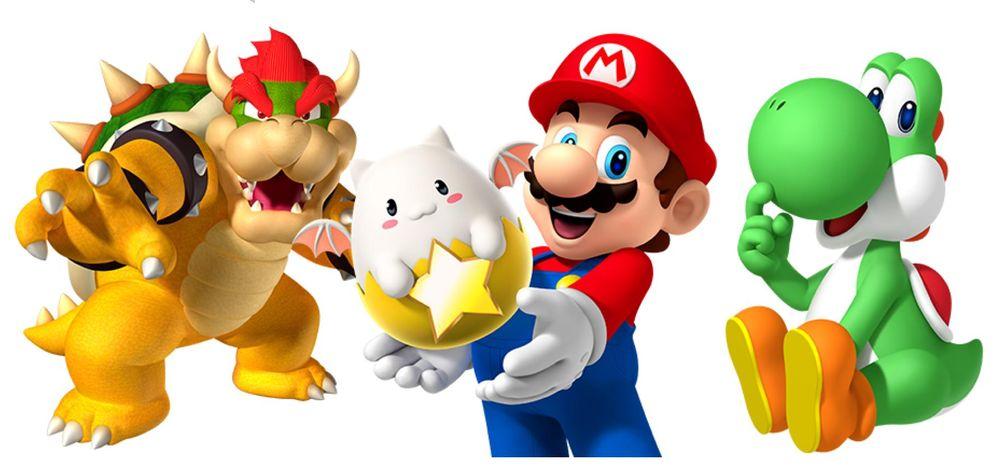 Foto: Estrategia, puzles y Mario: una mezcla peligrosamente adictiva