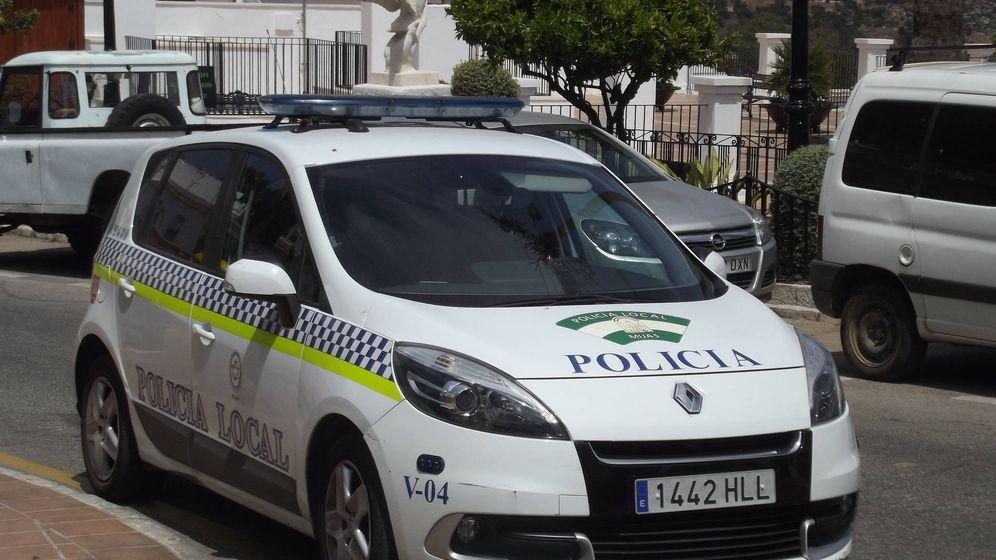 Foto: Policía local de Málaga.
