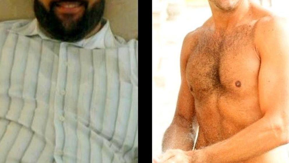 Este hombre adelgazó sin régimen más de 45 kilos.  Esto es lo que hizo