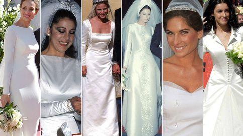 De Carmina Ordóñez a Eva González: así lucieron las novias de los Rivera en sus bodas