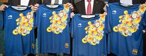 Twitter se mofa de los diseños de Custo Dalmau para la selección catalana de fútbol