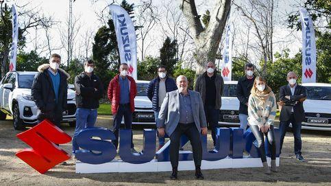 Suzuki dona más de 3.000 kilos de comida al banco de alimentos