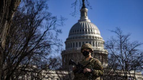La policía del Capitolio de EEUU alerta del plan de una milicia para asaltarlo este jueves