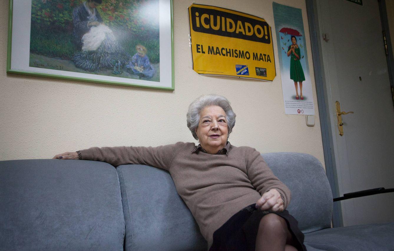 Foto: Ana María Pérez del Campo. (E.Villarino)