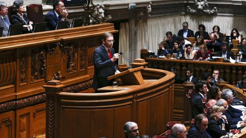 Cae el Gobierno de Passos Coelho con el voto en contra de toda la izquierda