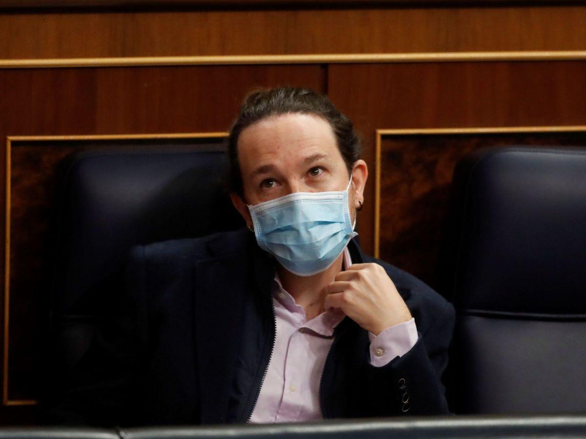 Foto: El vicepresidente segundo del Gobierno Pablo Iglesias. (EFE)