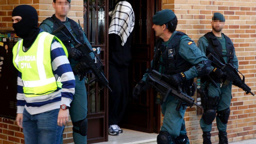 Detenido un paquistaní en L'Hospitalet por actividades de propaganda yihadista