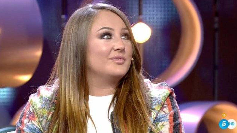 Rocío Flores, en 'GH VIP 7'. (Telecinco)