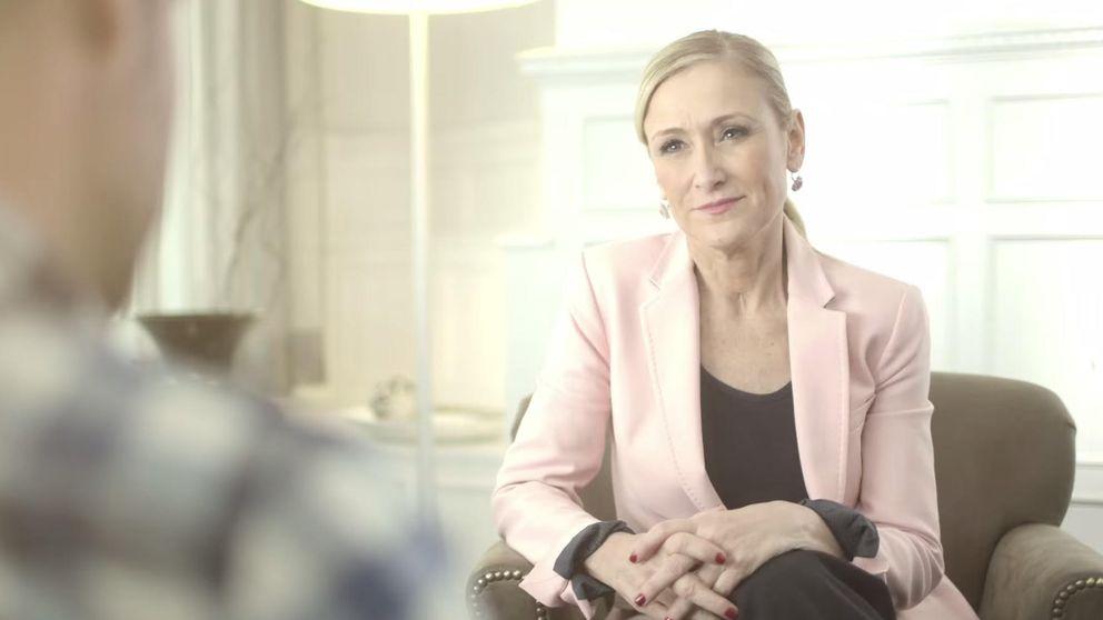 El vídeo electoral que Risto Mejide ha creado para Cristina Cifuentes