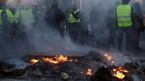 Huelga de taxis en directo | Los Reyes llegan a Fitur entre gritos de taxistas: Fuera