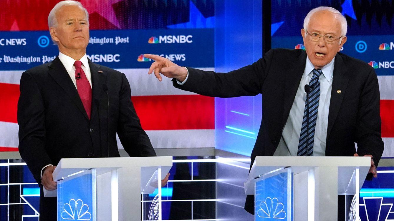 Sanders apoya formalmente a Joe Biden como candidato demócrata a la Casa Blanca