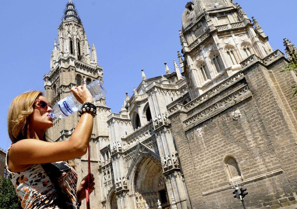 Foto: La catedral de Toledo (EFE)