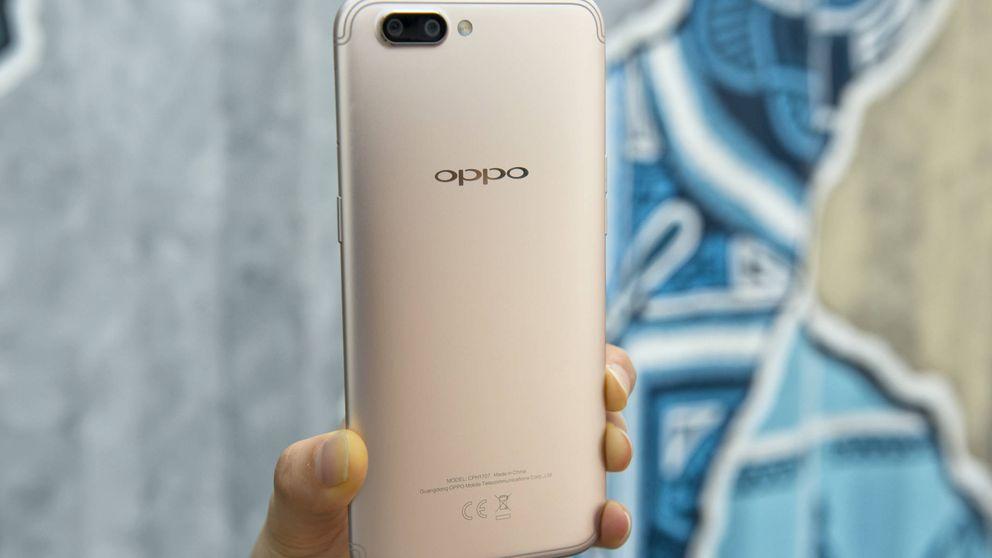 Probamos el Oppo R11: el 'iPhone' chino a mitad de precio más fiable que verás