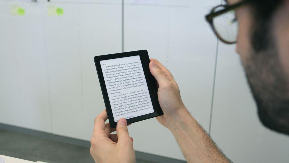 Kindle Oasis: lo nuevo de Amazon me enamora pero no justifica su precio