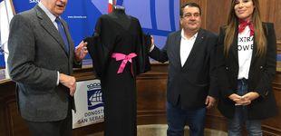 Post de El Orfeón Donostiarra se viste con el traje de Givenchy… con cuatro años de retraso