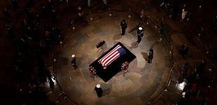 Post de El estremecedor saludo del hijo de JFK y otros funerales históricos de EEUU