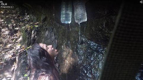 'La isla 2'   Las mujeres consiguen lo que los hombres no lograron: hallan agua