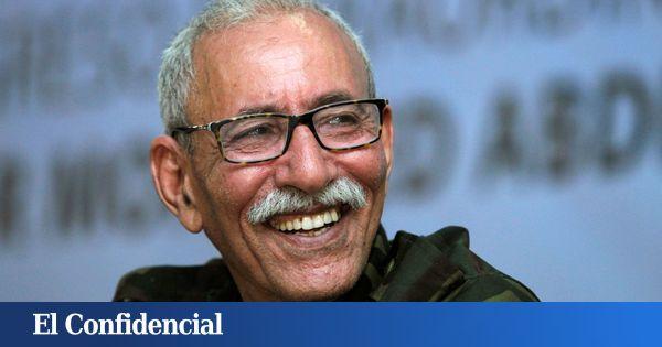 Ghali rechaza aclarar su entrada en España y se remite a las explicaciones del Gobierno español