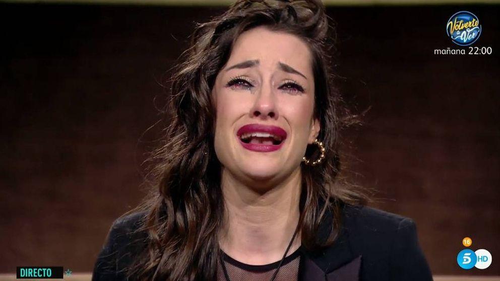 'GH VIP' | Adara se rompe tras el bofetón de realidad de su padre: No era feliz