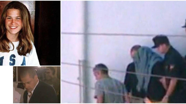 El ADN en dos colillas llevaron a los agentes a la detención de Tony Alexander King. Fotos: RTVE