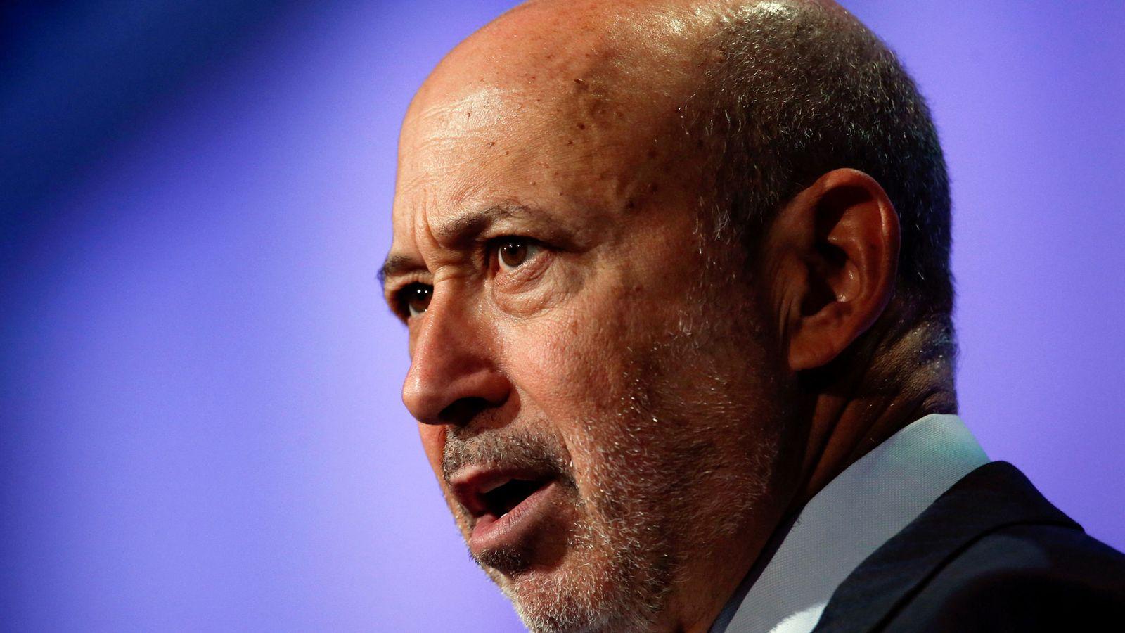 Foto: Goldman Sachs. (Reuteurs)
