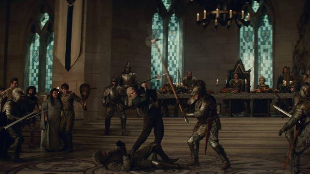 Foto: Fotograma de 'The Witcher'. (Netflix)