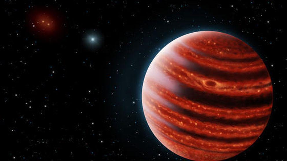 Los astrónomos descubren un 'joven Júpiter'