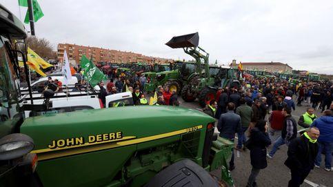 Rebelión en el campo: una tractorada en la yugular de Moncloa