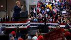 La campaña sin fin del presidente: las 'midterm', un baño de masas permanente para Trump