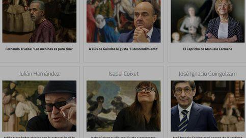 Todos los protagonistas que pasaron por el Museo Nacional del Prado... un día