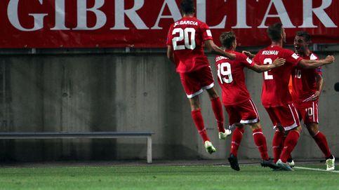 ¿Tendría Gibraltar selección propia si vuelve a ser español?