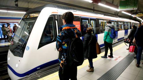 Arrancan 10 días de paros en Metro de Madrid por falta de maquinistas
