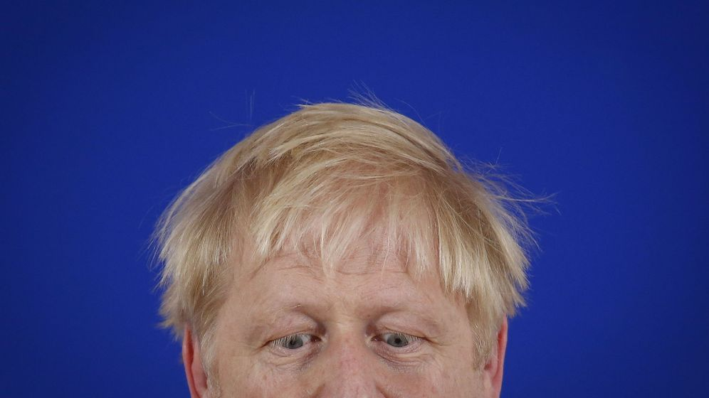 Foto: El primer ministro británico, Boris Johnson.