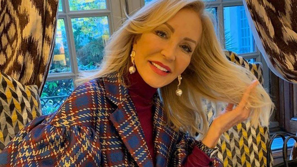 Las manicuras navideñas que recomienda Siberia Salón, el favorito de Carmen Lomana y Aitana