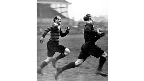 Rugby, un deporte de 'hooligans' jugado por caballeros