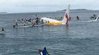 Un avión cae al Pacífico en Micronesia sin causar heridos