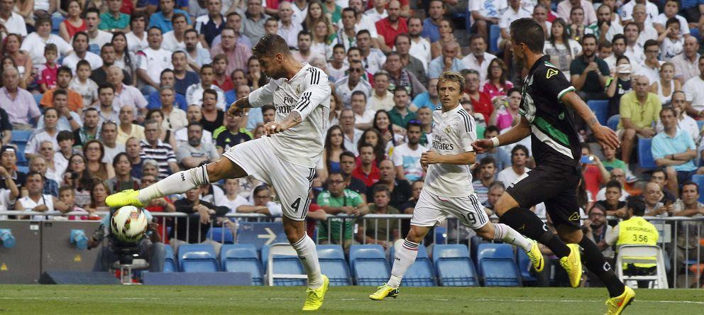 Así vivimos el Real Madrid - Elche