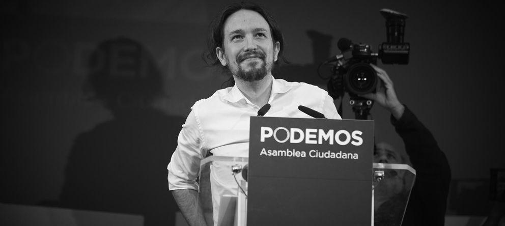 Foto: El secretario general de Podemos, Pablo Iglesias (Gtres)