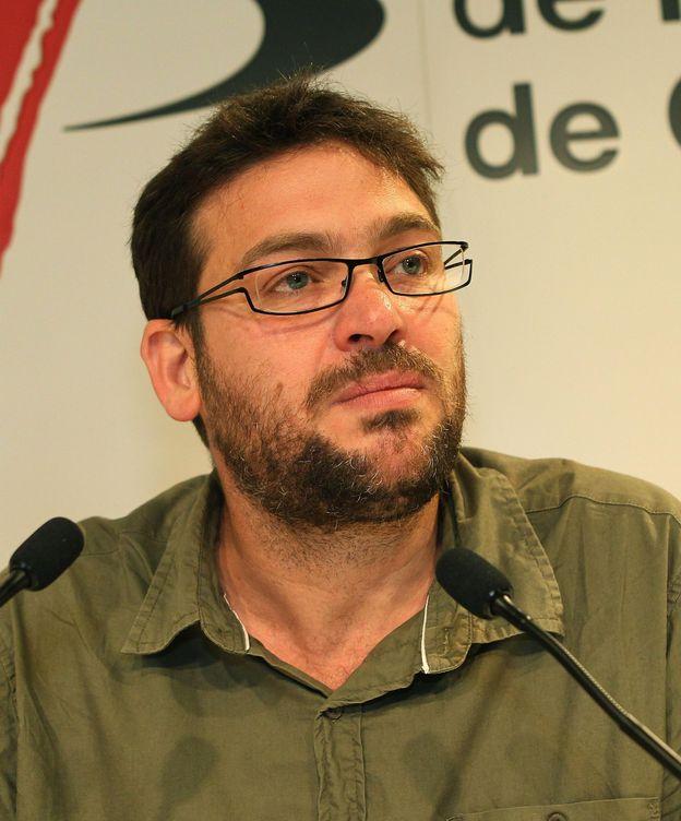 Foto: Albano Dante, candidato de Podemos para el 27S. (Efe)