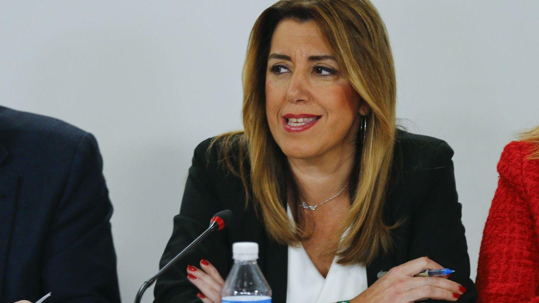 La expresidenta de la Junta de Andalucía Susana Díaz. (Reuters)