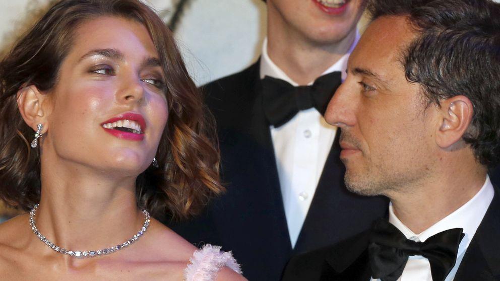 Rumores de crisis entre Carlota Casiraghi y Gad Elmaleh