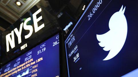 Twitter no aguanta y borra las alzas por contagio del 46% de subida de LinkedIn