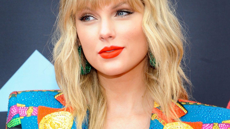 Taylor Swift, en los MTV Video Music Awards 2019. (EFE)