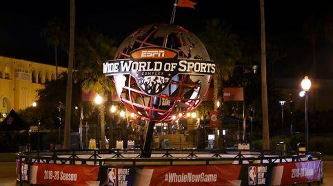 La burbuja de la NBA: un mundo dentro de Estados Unidos