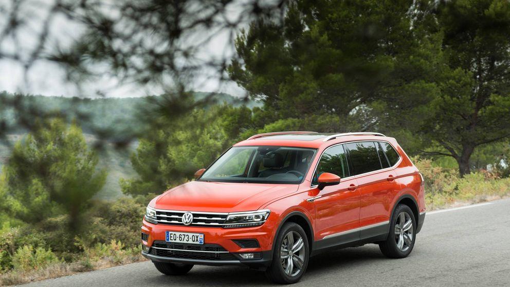 Tiguan Allspace, el todocamino de siete plazas de Volkswagen
