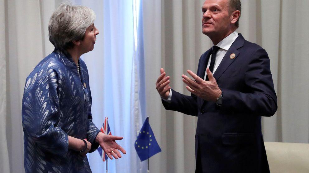May juega contra reloj: aplaza la votación del acuerdo para dos semanas antes del Brexit