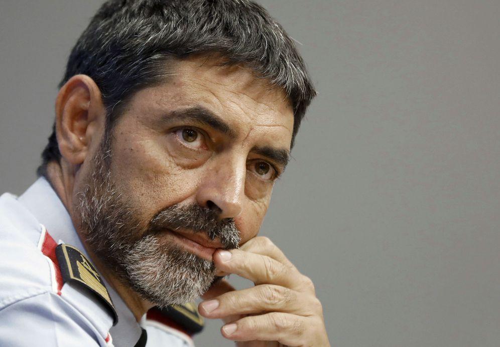 Foto: El 'major' de los Mossos, Josep Lluís Trapero. (EFE)